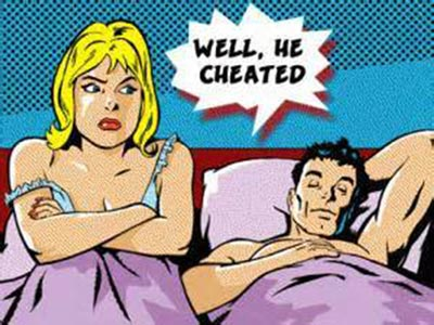 Should you fear a revenge affair